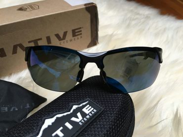 Nove naočare poznatog brenda NATIVE. Stakla su polarizovana, imaju, - Belgrade