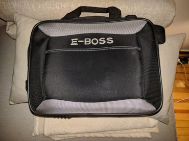 E-Boss 12'' CG0219 PVC Notebook Case, πωλείται σε σε West Thessaloniki