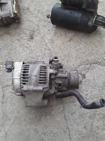 белый jeep в Кыргызстан: Продам генератор с вакуумным насосом от Джип Чероки. 1996 год. 2.5