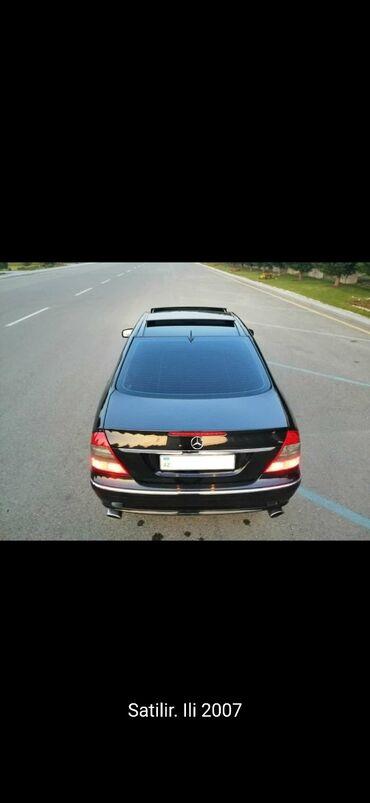 Mercedes-Benz E 350 3.5 l. 2007 | 289000 km