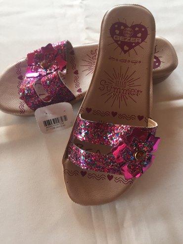Papuče uvoz Turska 37 do 40 Kalupi su malo veći