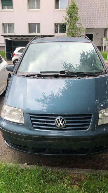 Polovni automobili - Loznica: Volkswagen Sharan 1.9 l. 2001 | 235000 km