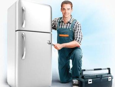 Ремонт и обслуживание холодильников в Бишкек