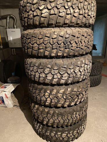 диски воссен 17 в Кыргызстан: Грязевой шины 265/70/17 BFGoodrich ТА