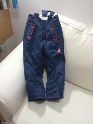 Beba kids ski pantalone od impregniranog platna. Nosene 1 sezonu - Beograd