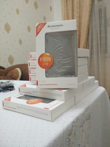 Lenova external 1tb  real kliente ve cox alana endirim edecem saat fer в Баку