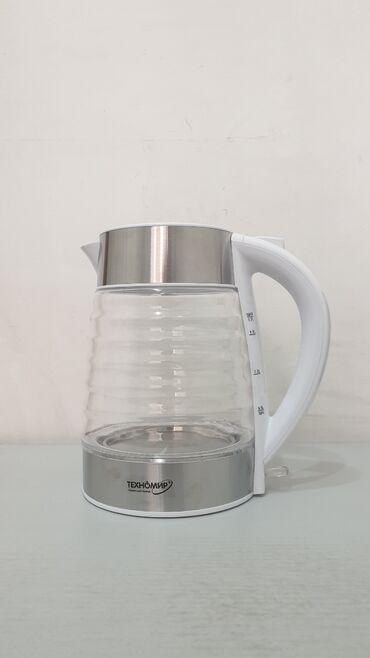 Электро чайник Техномир ТН-176Модель:ТН-176Ёмкость:1,7 литра