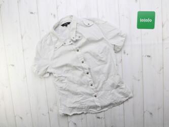 Женская рубашка в полоску Ostin, р. M Длина: 51 см Плечи: 34 см Пог: 3