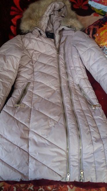 Женская одежда в Бактуу-Долоноту: Продаю куртку в идеальном состочнии р s маленький размер пойдет худен