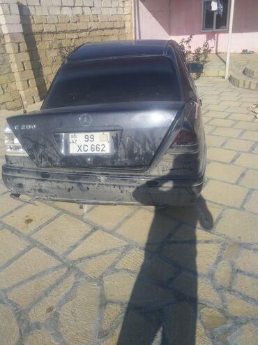 весы 200 кг в Азербайджан: Mercedes-Benz C 200 2 л. 1995