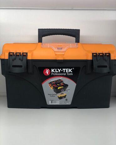 """Ящики для инструментов🧰 разных размеров «KLY-TEK"""". Изготовлен из прочн"""