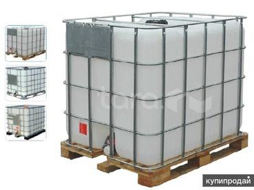 Пустые бочки квадратные объем 1000 лит в Бишкек