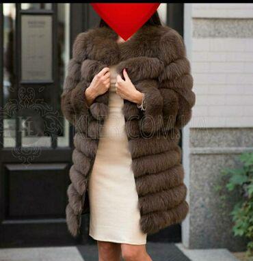 летнее платье из хлопка в Кыргызстан: Продаю шубу песец 4/1 одевала пару раз почти новое размер xs отдам
