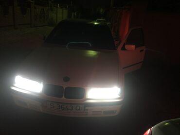 BMW - Лебединовка: BMW 318 1.8 л. 1993   10000 км
