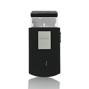 Moser Travel Shaver – компактная электробритва, созданная для мужчин
