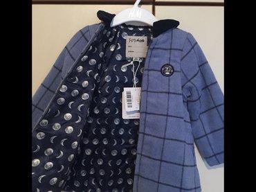 Novo kaput za devojcice velicina 80 - Beograd - slika 5
