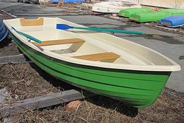 Водный транспорт - Кыргызстан: Продаю вёсельные лодки 4.2м*1.4м 40000с 3.5м*1.4м 30000с