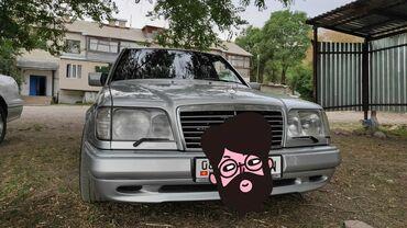 Транспорт - Кашка-Суу: Mercedes-Benz E 200 2 л. 1994 | 333300 км