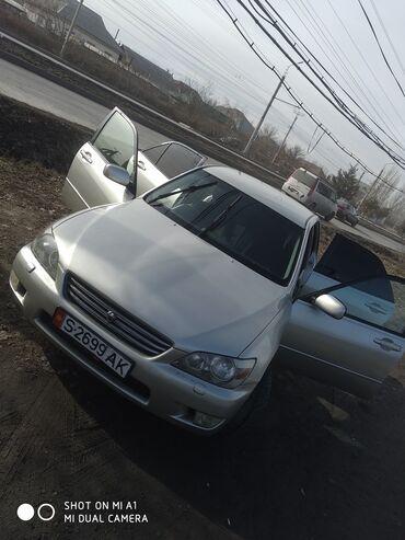 Toyota - Руль: Справа - Бишкек: Toyota Altezza 2 л. 1999