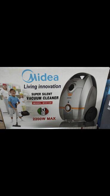 """Пылесос """"MiDea""""  Производитель: Китай( оригинал) Тип уборки: Сухая Пит"""