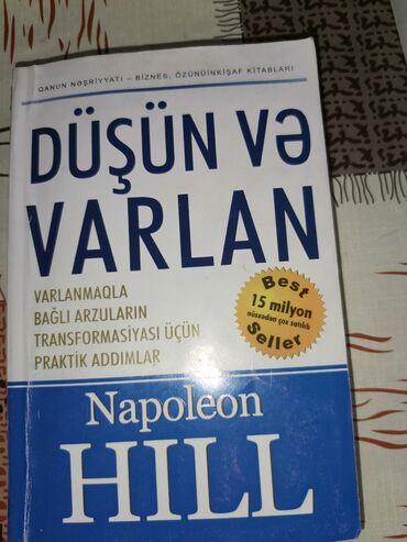 düşün və varlan - Azərbaycan: Düşün və Varlan (Napoleon Hill)