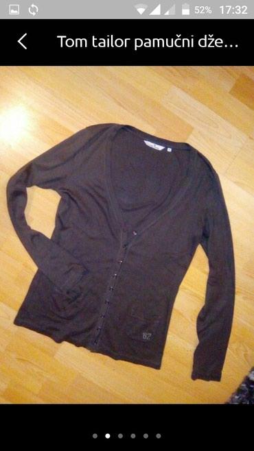 Tom Taylor džemper na kopčanje - Vranje