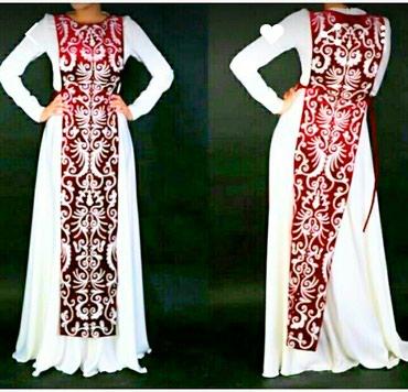Сдаю данное платье в аренду в Бишкек
