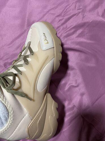 Ботинки под Dior 39-40 размер и сумочка