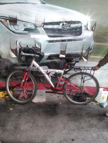Продаю велосипед спортивный состояние как на фото