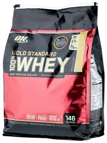 Optimum nutrition Gold whey - клубничный вкусОригинал! Покупал в