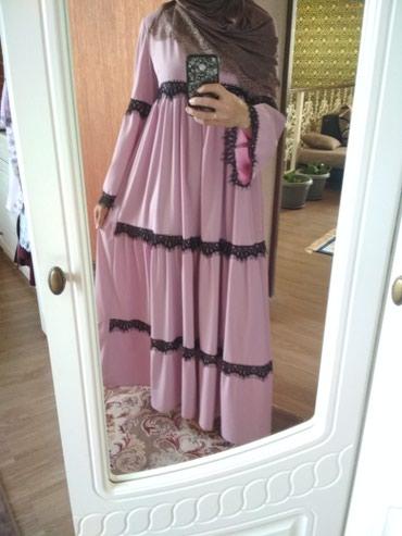 Мусульманское платье. подходит для кормления грудью. 44-46 размер
