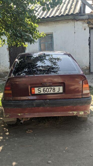 Автомобили - Шопоков: Opel Kadett 1.6 л. 1984