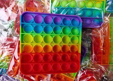 Pop it от 500 штук  Популярная игрушка антистресс  Можно заказать до 5