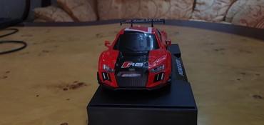Игрушки в Талас: Продам игрушечную модель Audi R8 GT3 LMS в масштабе 1:32. Покупал за 6