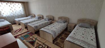 жер уйдон квартира берилет ош in Кыргызстан | ҮЙЛӨРДҮ УЗАК МӨӨНӨТКӨ ИЖАРАГА БЕРҮҮ: 6 бөлмө жана андан көп, Душ кабинасы, Жаздык, жууркан-төшөк каптары, Унаа токтотуучу жай, Жаныбарлары жок