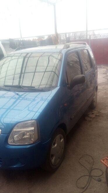 Suzuki Wagon R 1.3 л. 2002 | 18000 км