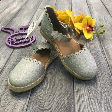 Новые туфли-эспадрильи Carter's 27 размер / 16.5 см ножка