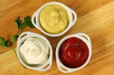 Другие продукты питания - Кыргызстан: Все для производства майонеза, кетчупа, соусов различных!- крахмалы