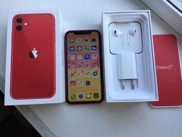 IPhone 11 Crveno