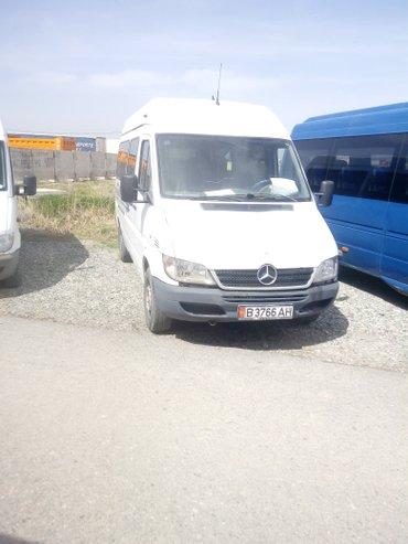 Спринтер средний, 2004 год,обьем 2.2, с в Бишкек