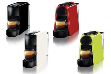 Капсульные кофемашины Essenza mini от Nespresso! Новая Essenza Mini