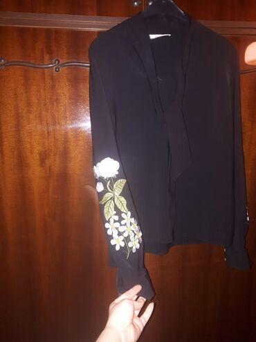 "Блуза ""diMARE""мокрый шёлк надевалась один раз,была куплена за 90м"