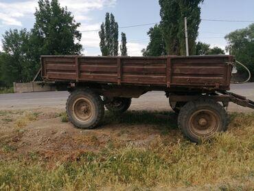 Прицеп ташкентский самосвал колёс газ 52