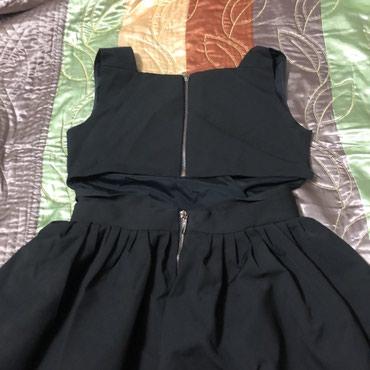 Платья - Баетов: Черное платье  Размер М