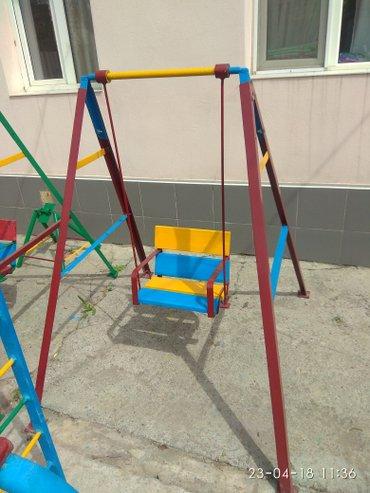 Продаю детские качели in Лебединовка