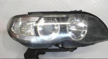 Автозапчасти и аксессуары - Токмок: Продаётся передняя фара(левая) на bmw x5 2002 года обращаться по тел
