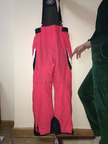 Ostala dečija odeća | Priboj: Decije ski pantalone.Vel 34.Spoljna duzina 100cm unutrasnja 75cm obim