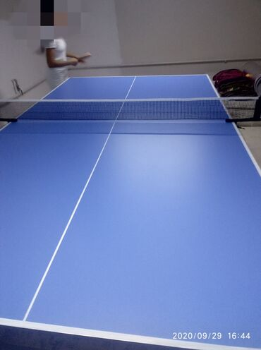 Пинг понг, пинг понг. Теннис
