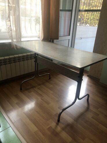 Продается стол. В хорошем состоянии. Прочный. 30 azn