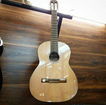 """Классическая гитара от немецкого бренда """"GEWA""""•Модель: PRO NATURA"""